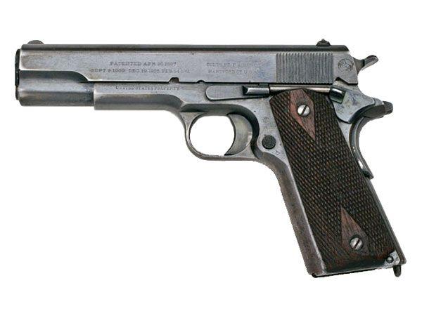 Best 25+ 45 caliber pistol ideas on Pinterest | 45 acp, 1911 kimber and Colt 45 1911