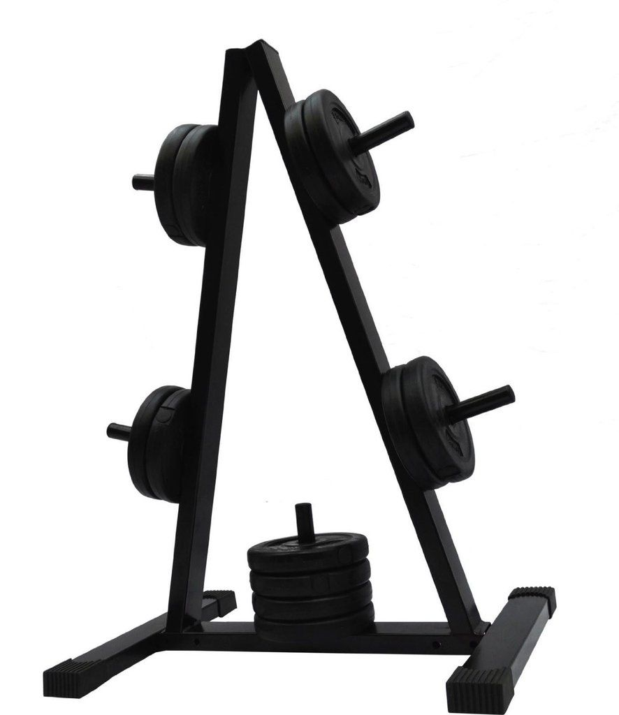 fitness gear 1 inch weight plates