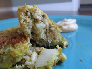 The Ezer Wife: Baked Crab Cakes