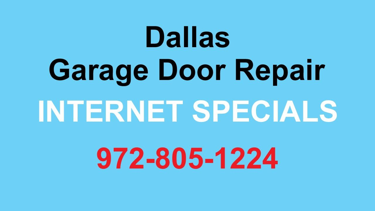 Garage Door Springs Yucaipa Ca Dallas Garage Door Repair Garage Door Spring Repair 972 805