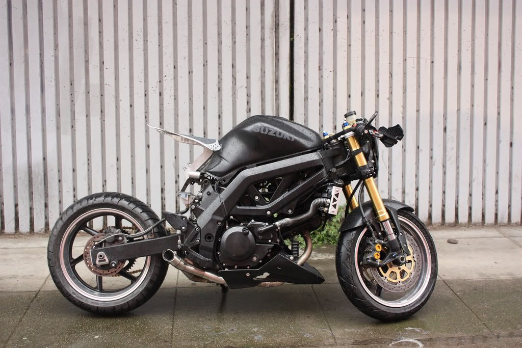 how to turn a sportbike into a streetfighter