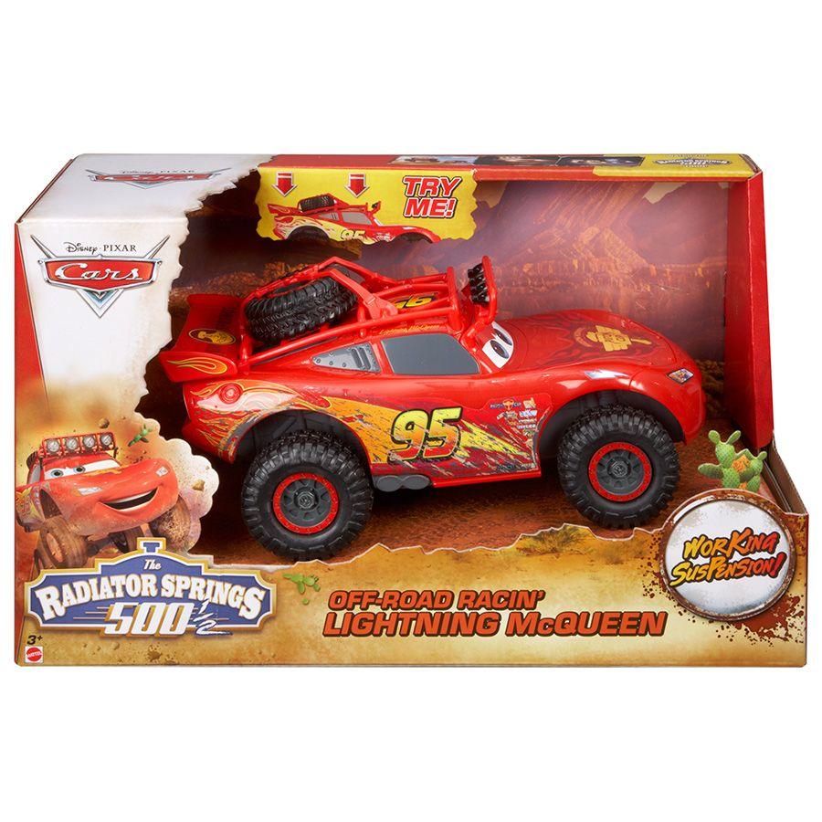 Disney Cars RS500 Lightning McQueen Toys R Us Australia