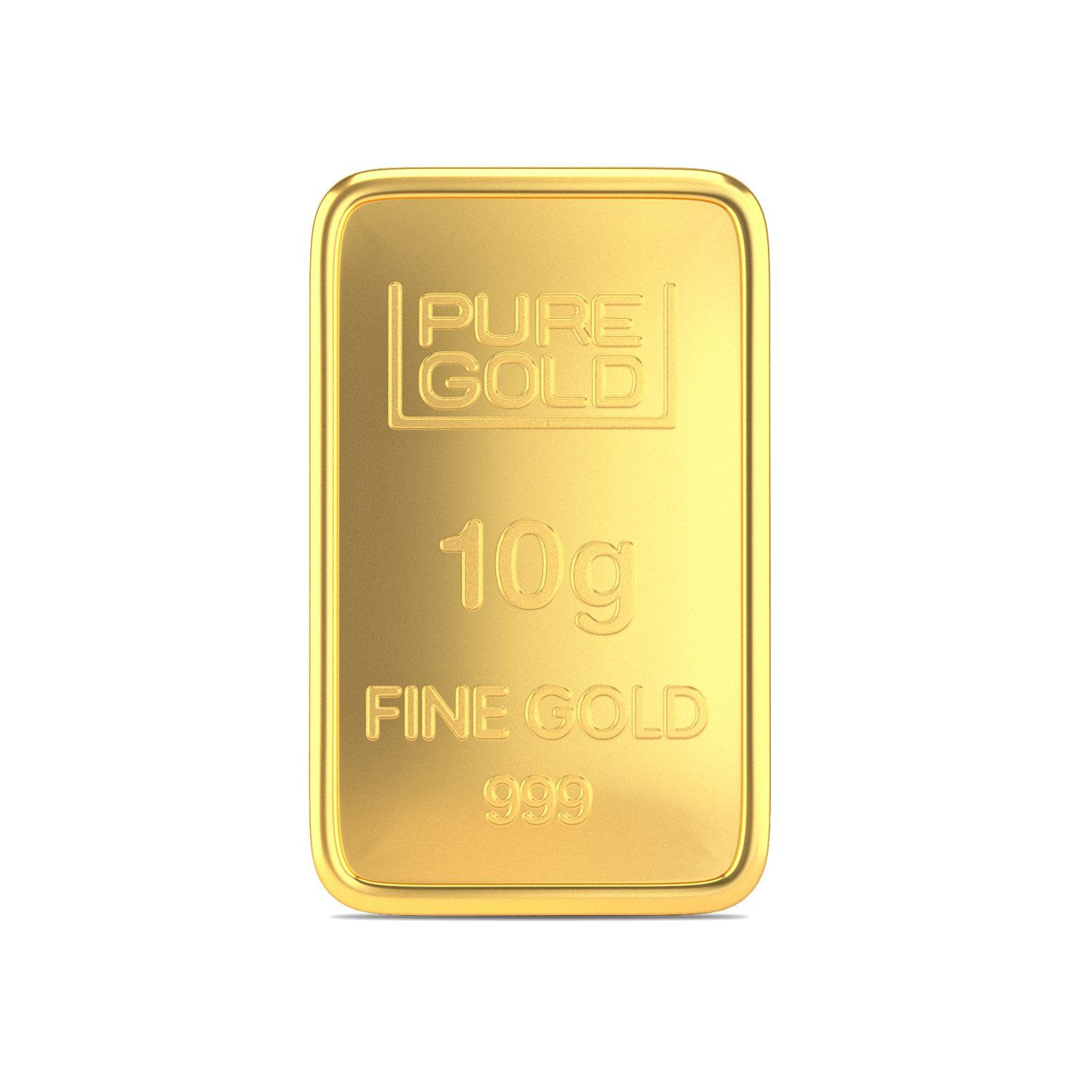 Buy Joyalukkas Assayer Certified 10 Grams 24k 999 Yellow Gold Precious Gold Bar Online At Low Prices In Indi Today Gold Price Gold Cost Gold Diamond Jewelry