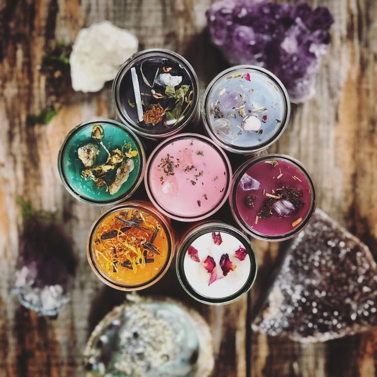 Spell Candles | Spiritual candles, Candle spells, Diy candles