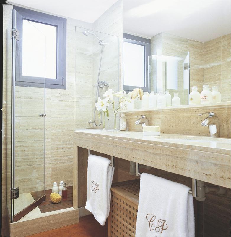 Baños funcionales y cómodos  18d3c0b70eac