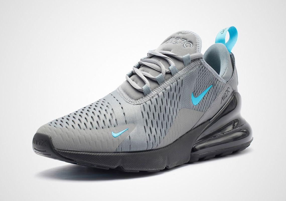 Nike Air Max 270 Blue Fury CD1506 001 Release Info | Nike's