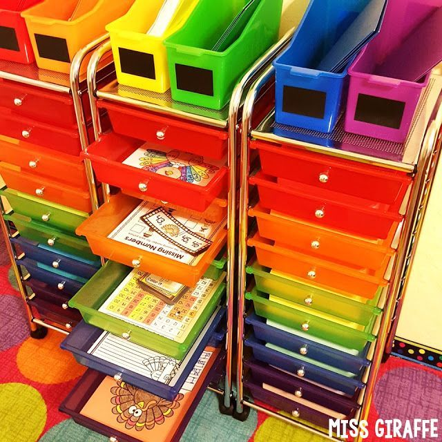 Do you use math centers in your classroom? Math centers can be a great way
