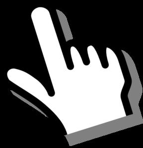 Mouse Cursor Click Clipart Hand Cursor 4 288 X 298 Dumielauxepices Net