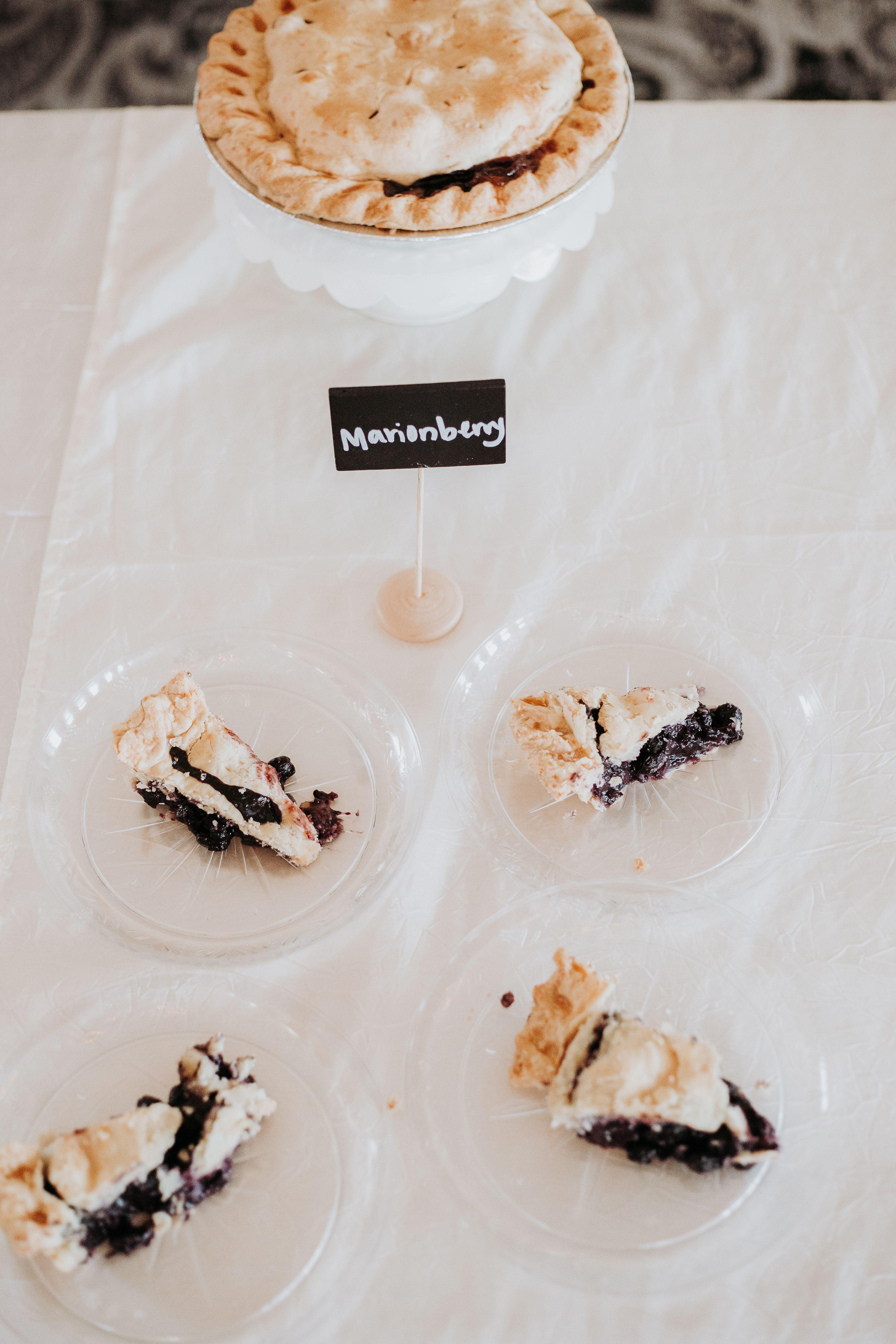 Pie Slices Healthy Fruit Desserts Fruit Salad Easy Pie Company
