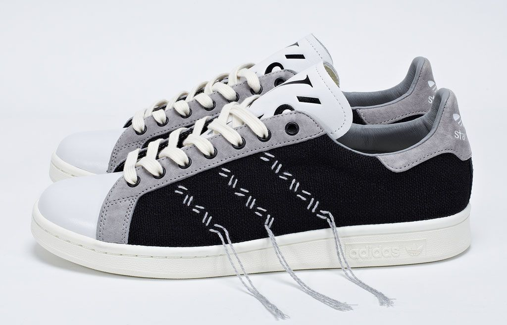 Ys di yohji yamamoto x adidas consorzio stan smith da indossare