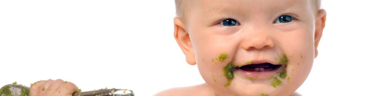 Di verdure, di spinaci e di lattuga: ecco 3 pappe sane e gustose da preparare ai vostri bambini in poco tempo con il Bimby
