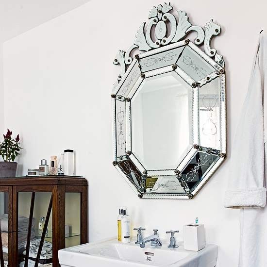 Bathroom   Take A Tour Around A London Home Filled With Antique Treasures    House Tour