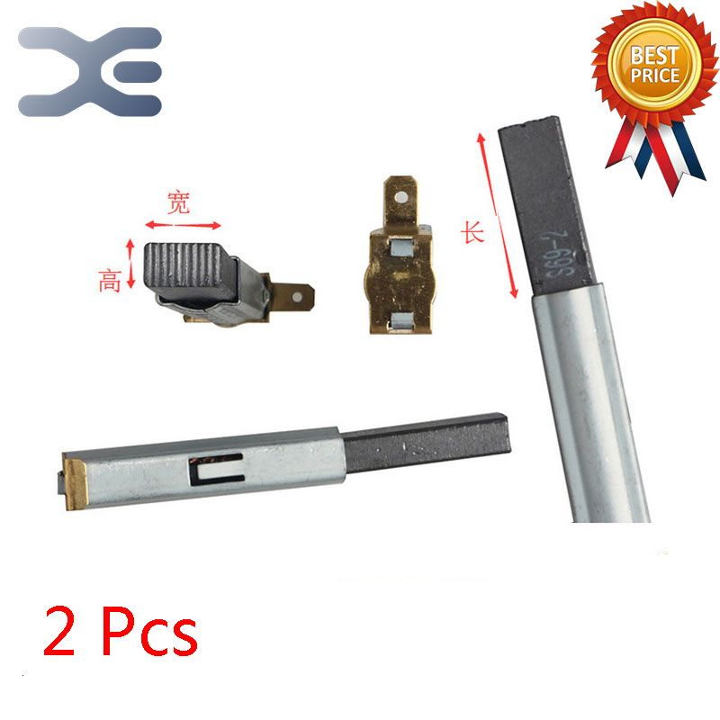 2pcs High Quality Industrial Vacuum Cleaner Accessories Motor