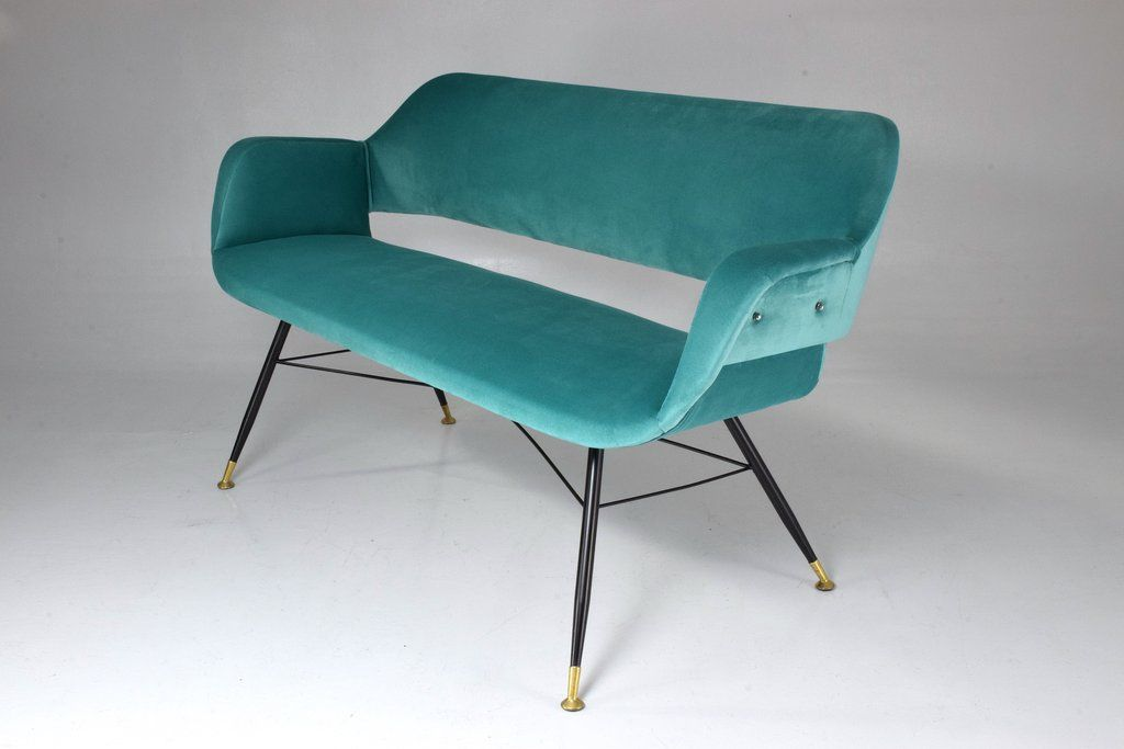 Italian Midcentury Sofa 1950s Spirit Gallery