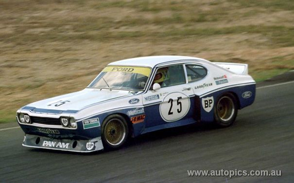 1974 Ford Capri Rs3100 Cologne Built Coupe Owned And Driven By