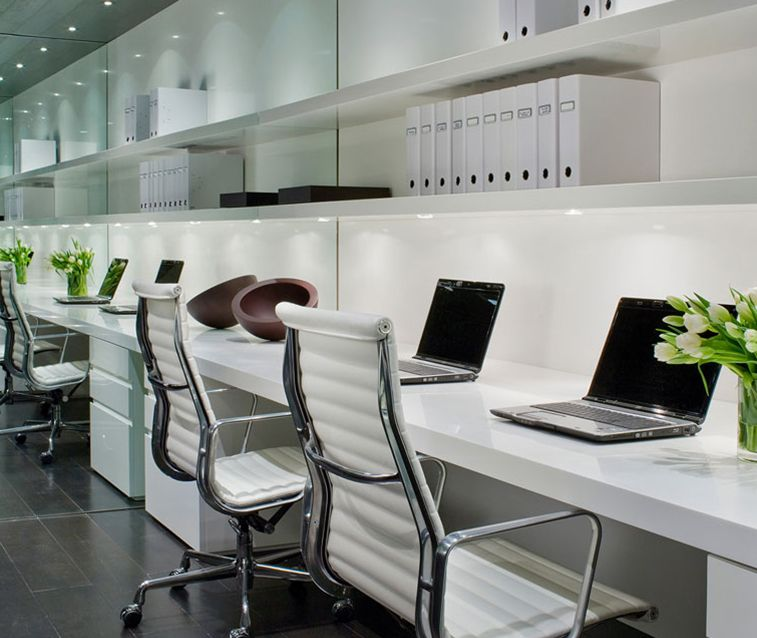 Residential Office Furniture: Robert Mills Architecture, Melbourne. Bpm Head Office- The