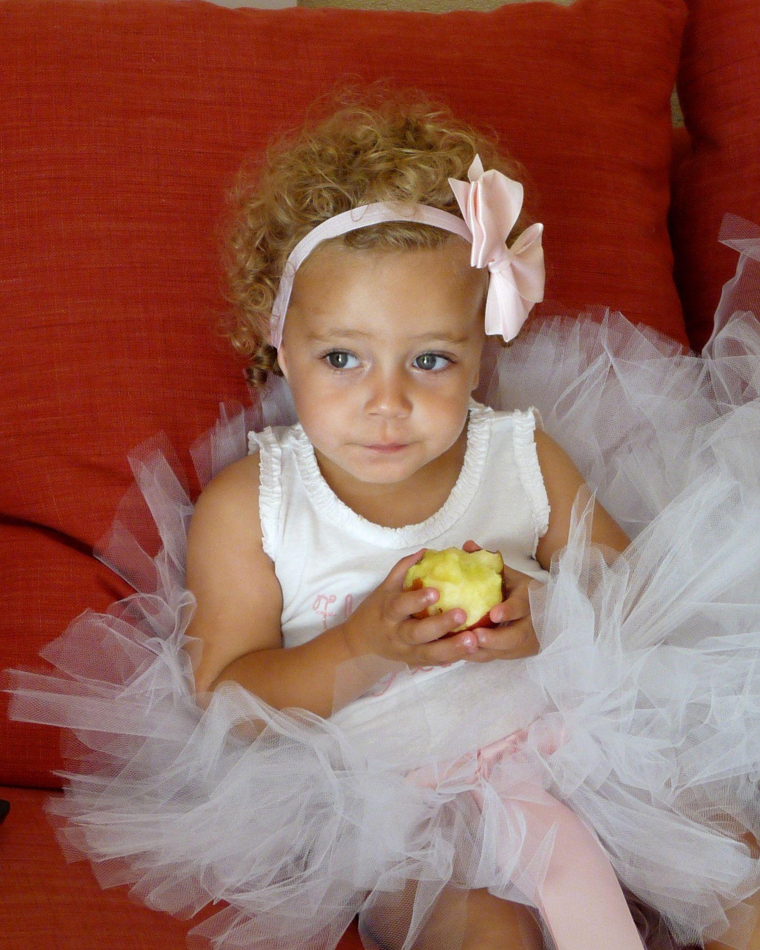 Princess in waiting!
