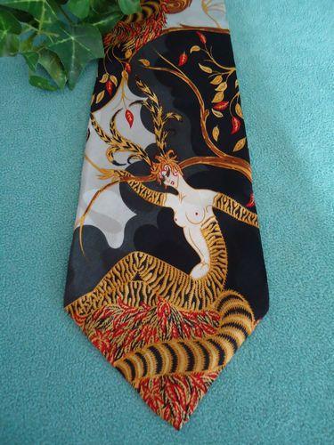 Asian tie designer