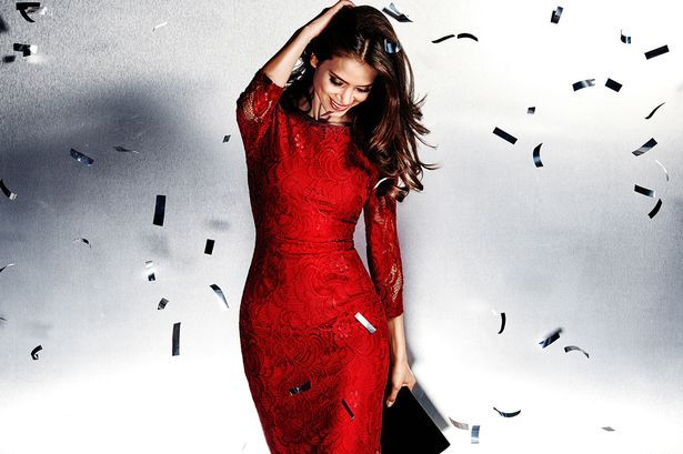 Best party dresses for your work Christmas party High street