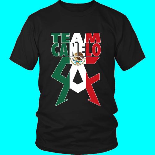 Canelo Alvarez Team Canelo Shirt Canelo Shirts Shirts Mens Tops
