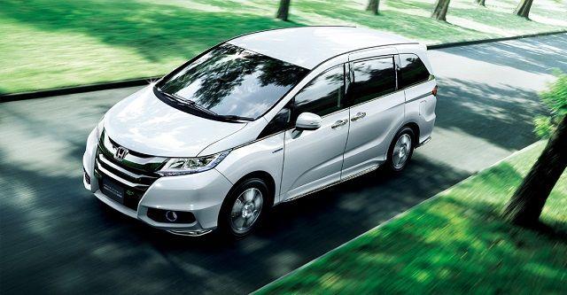 2018 Honda Odyssey Hybrid Honda Odyssey Honda Honda Car Models
