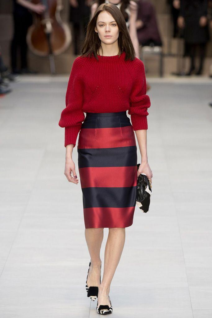 Boutique - 秋冬カラーにアップデート。旬の女らしさをアピールする表情豊かなタイトスカート。