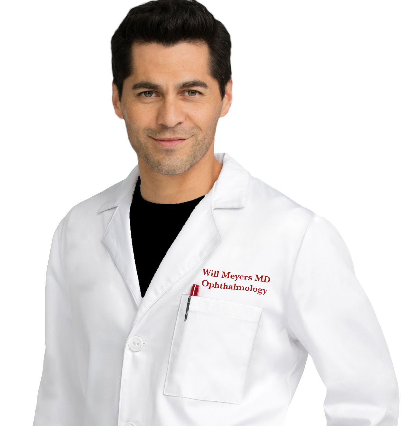 Men's and Women's Lab Coat