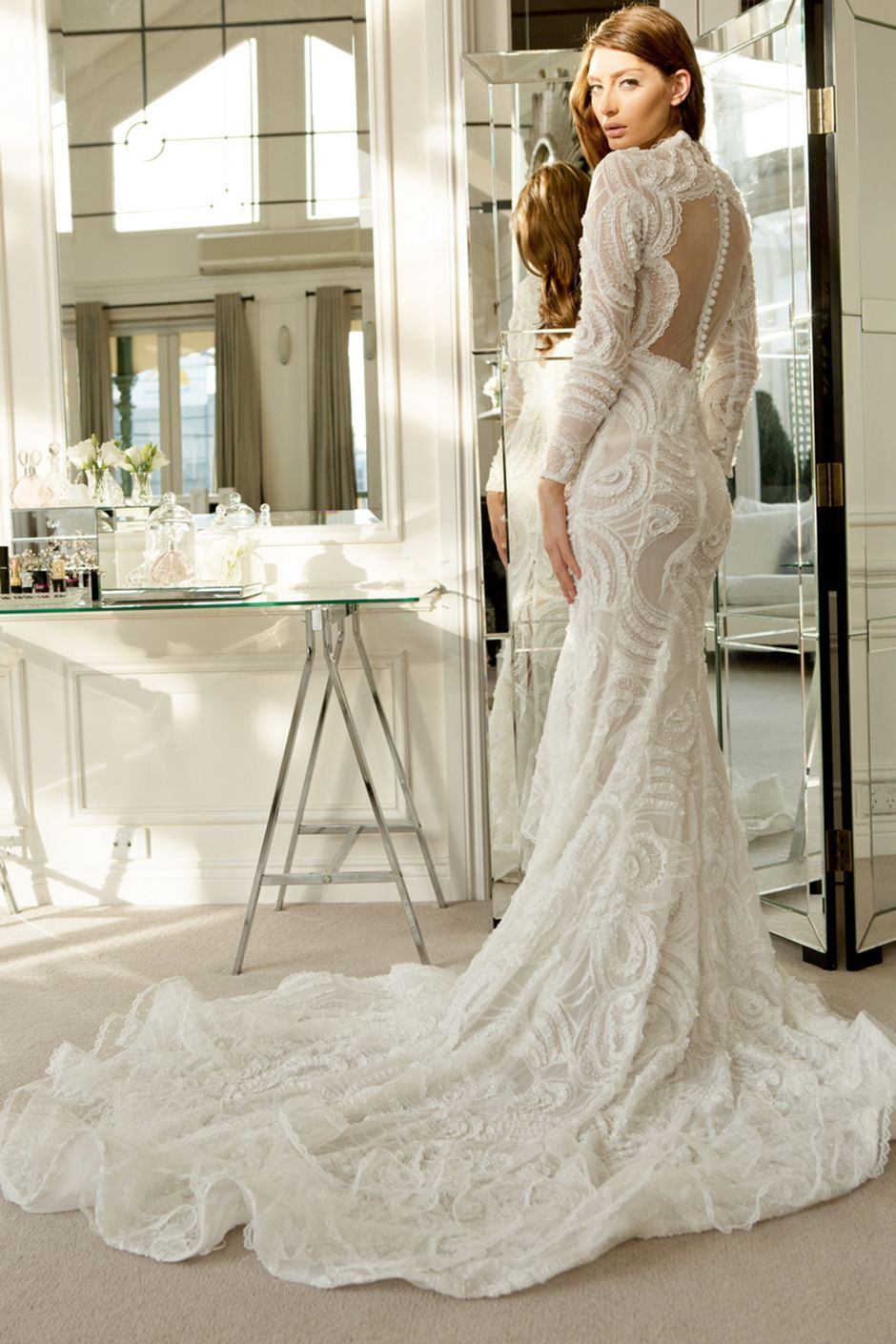 Couture gowns that wow: Steven Khalil - Fashionising.com | Bridal ...