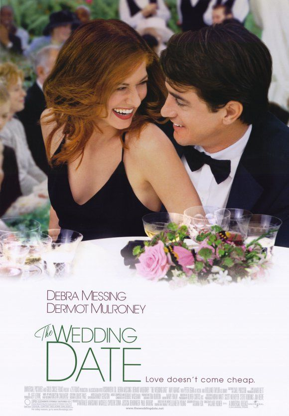 The Wedding Date Movie Posters From Movie Poster Shop Wedding Movies The Wedding Date Romance Movies