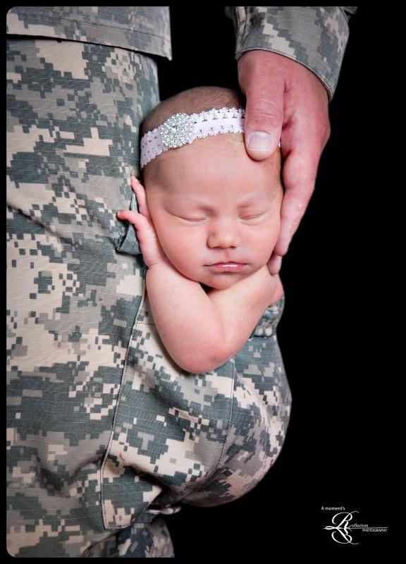 Newborn Pictures Military