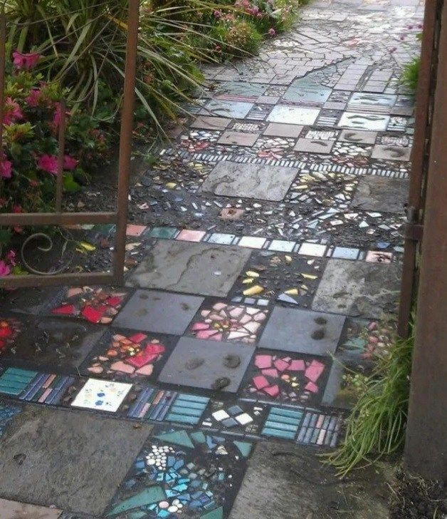 Photo of Ten Amazing Garden Paths That Would Make Any Neighbour Jealous