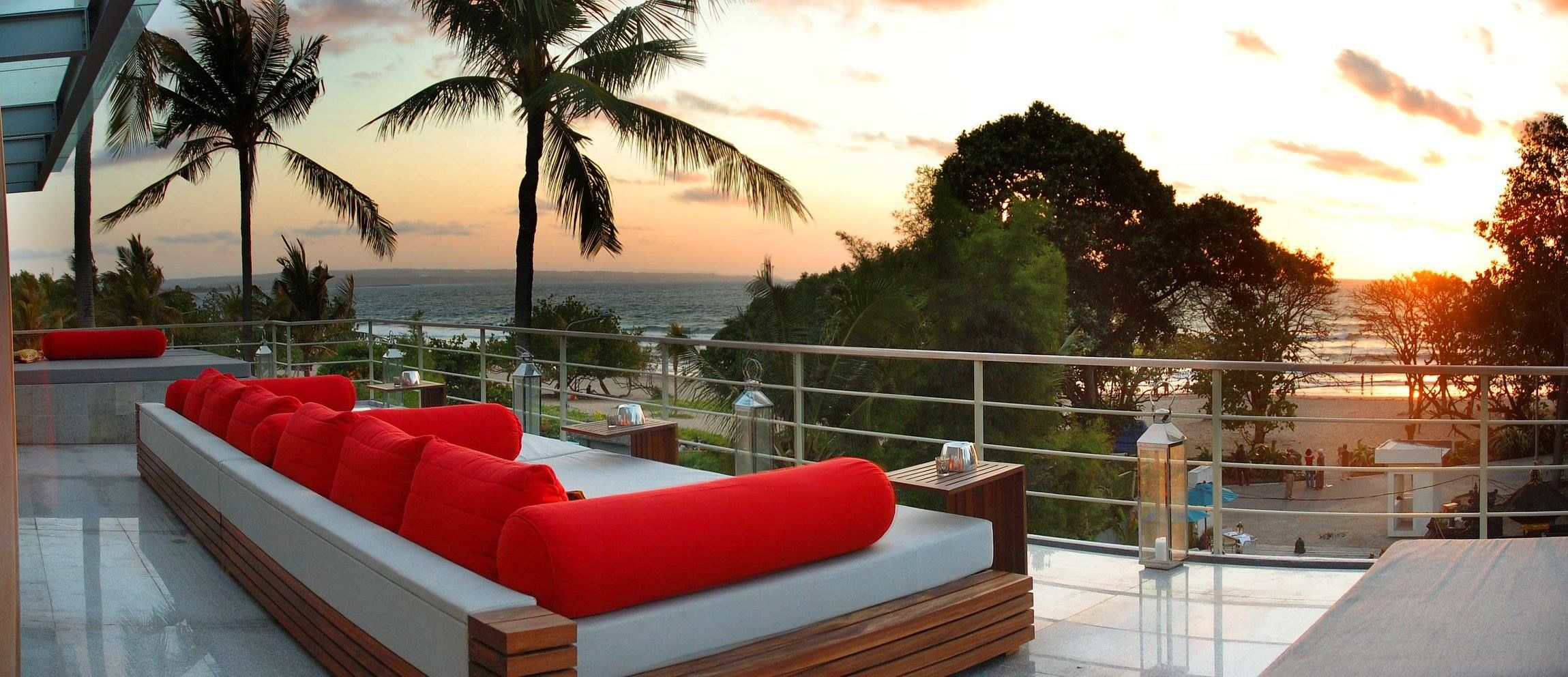 Looking for a perfect sunset spot? The TAO Beach Houe is