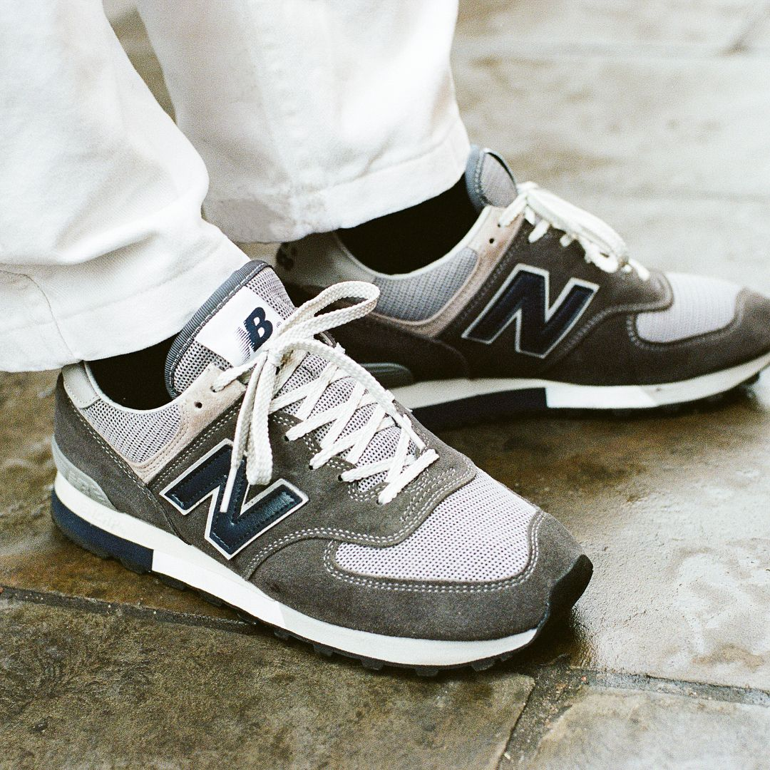 New Balance 576 - 30th Anniversary . Made in . Disponible/Available : SNKRS