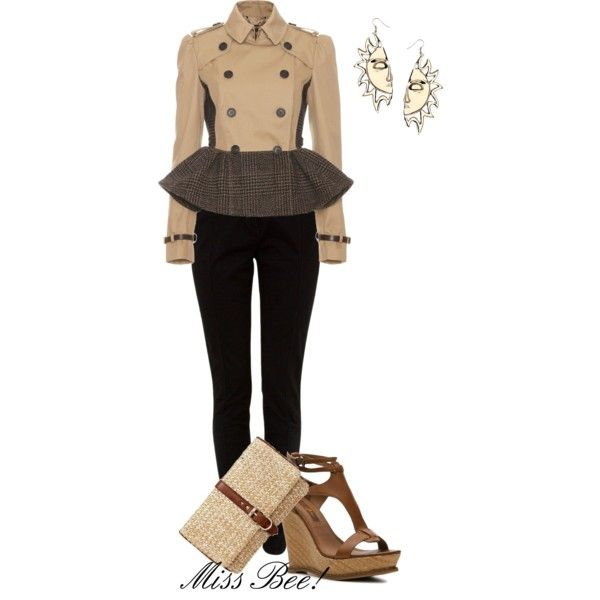 Untitled #36 by miss-bee-fashion on Polyvore