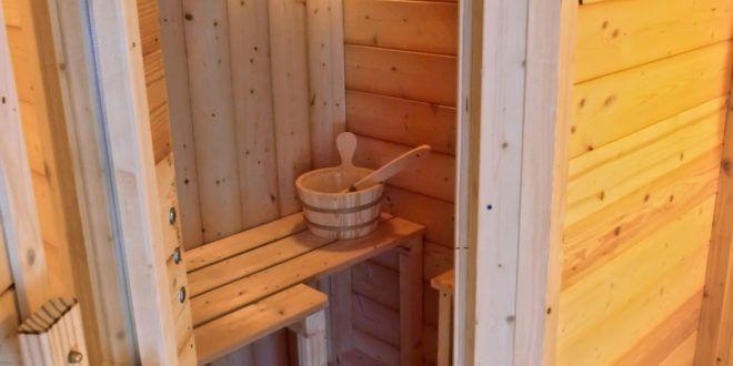 Per Costruire Una Sauna Fai Da Te Finlandese Occorre Una