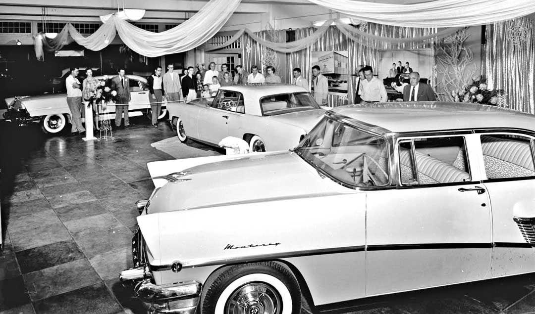 Lincoln Mercury Introduction Days – Carr\'s Motor Sales Austin, Texas ...