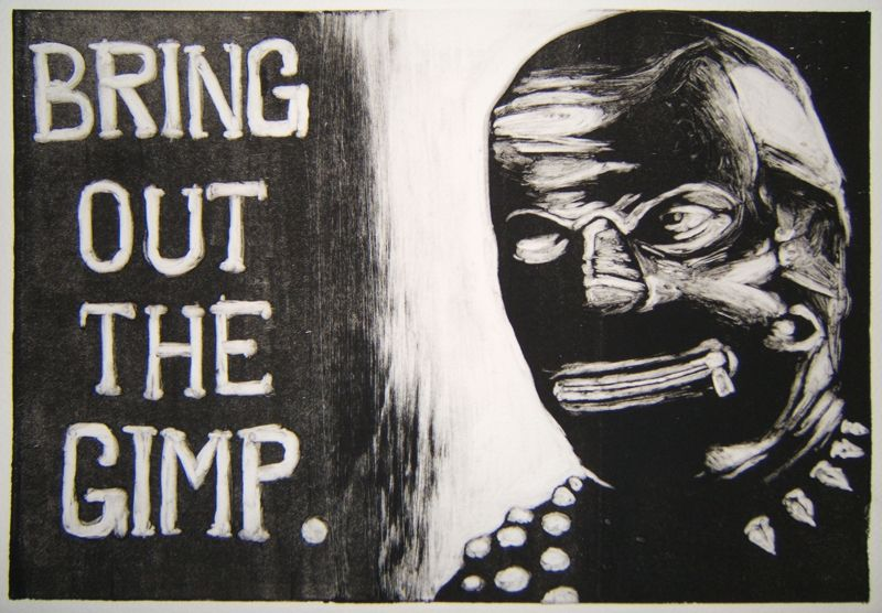 Bring Out The Gimp Pulp Fiction The Russian Pulp Fiction