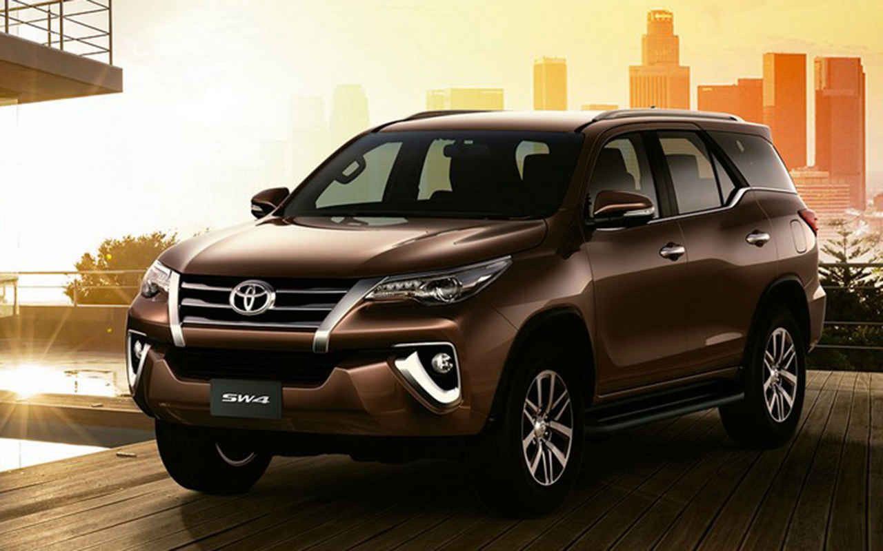 2018 Toyota Fortuner Release Date and Price - 2018 Toyota ...