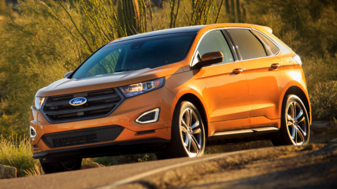 Ford Edge Sport Price Interiors And Release Date