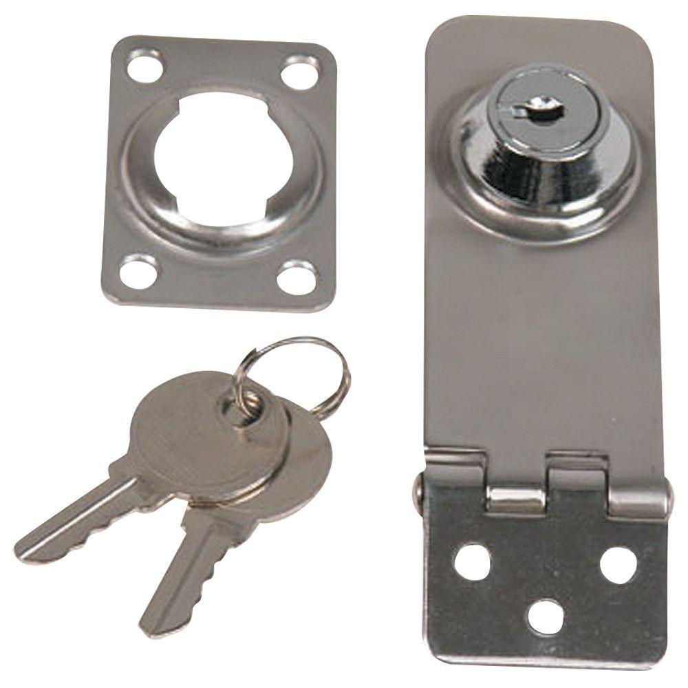 """Whitecap Locking Hasp - 304 Stainless Steel - 1"""" x 3"""""""
