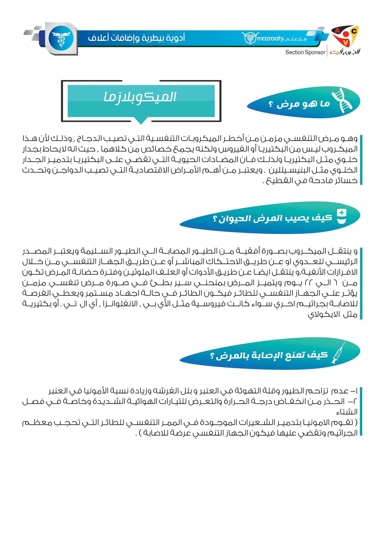 الامراض البكتيرية الميكوبلازما Ios Messenger List