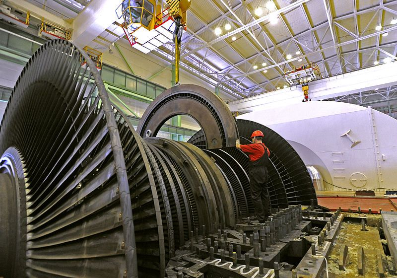 BalNPP m st2 - Steam turbine - Wikipedia, the free encyclopedia ...