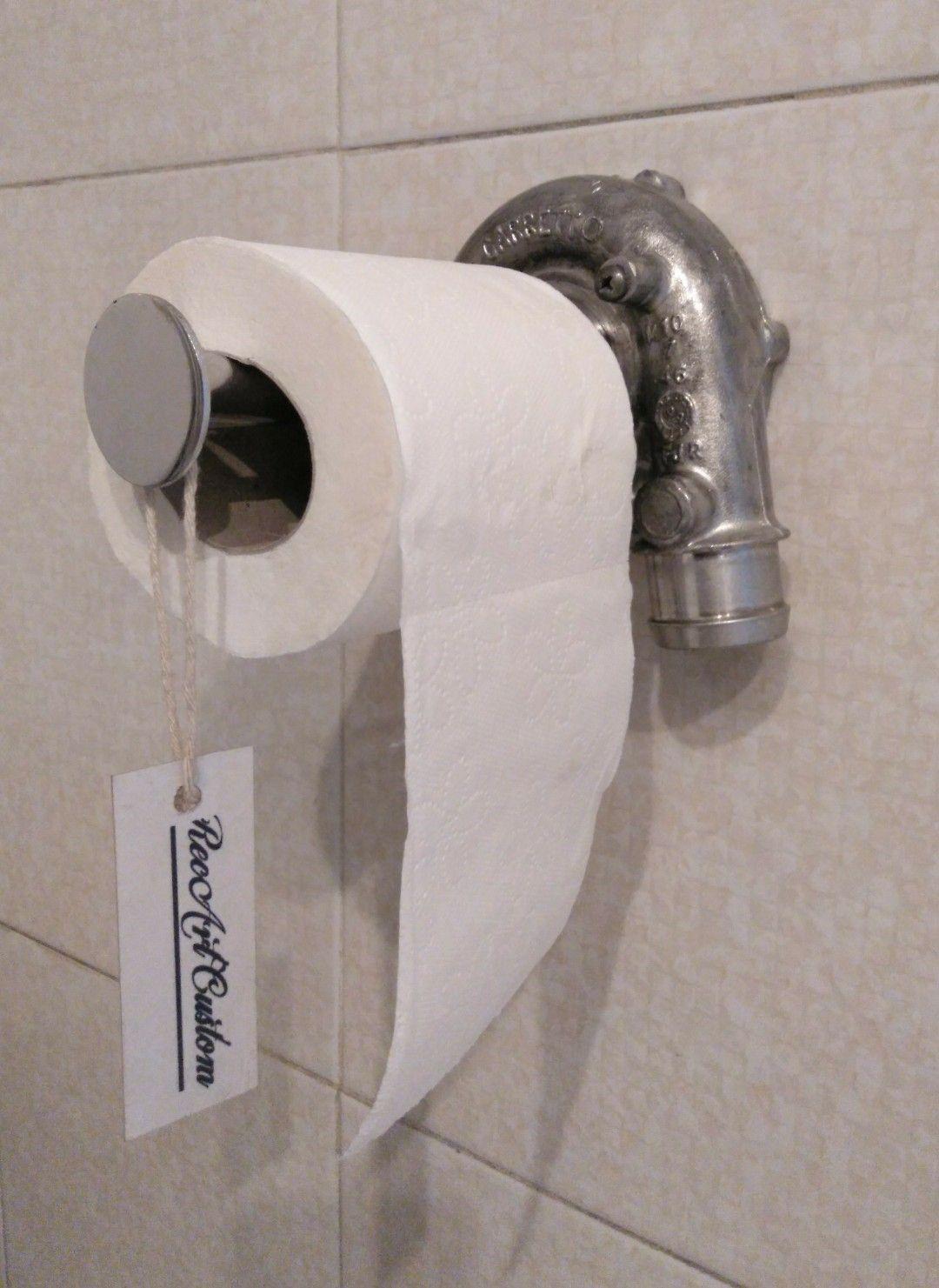 Turbocompresor Vw Porta Papel Higiénico Automotive Decor Automotive Decor Toilet Paper Toilet Paper Holder