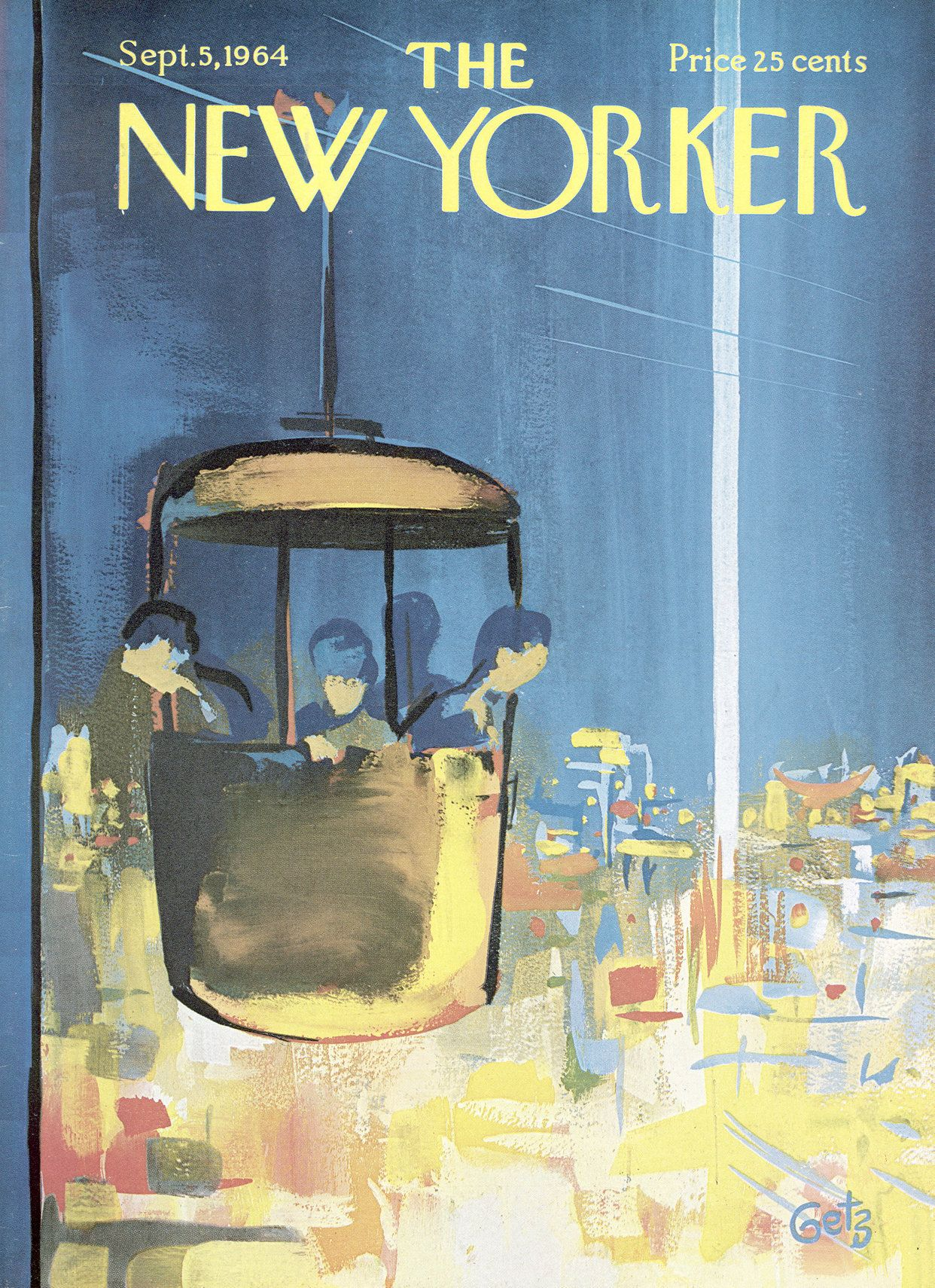 New Yorker Magazine   Subscribe to The New Yorker