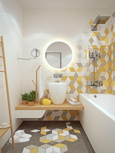 Photo of Modern bath