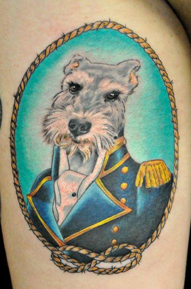 Pin By Emma Enea On Tattoos I Wish I Had Dog Tattoos Fancy Dog
