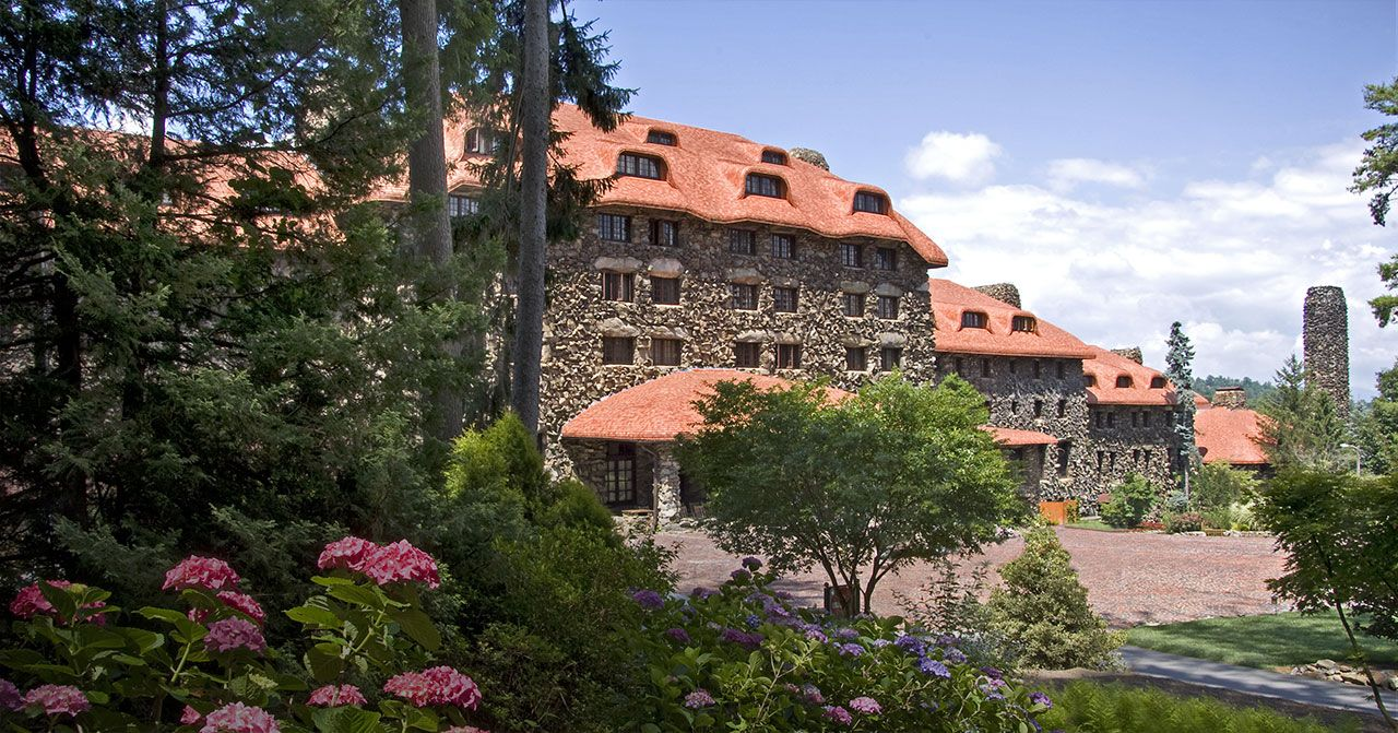 the grove park inn | asheville hotel | asheville resort | north