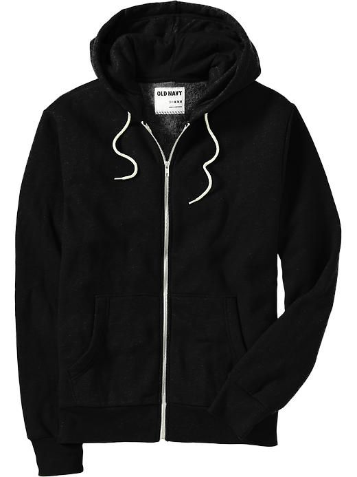 Old Navy | Men's Zip-Front Hoodies size L. Sean lost his black ...