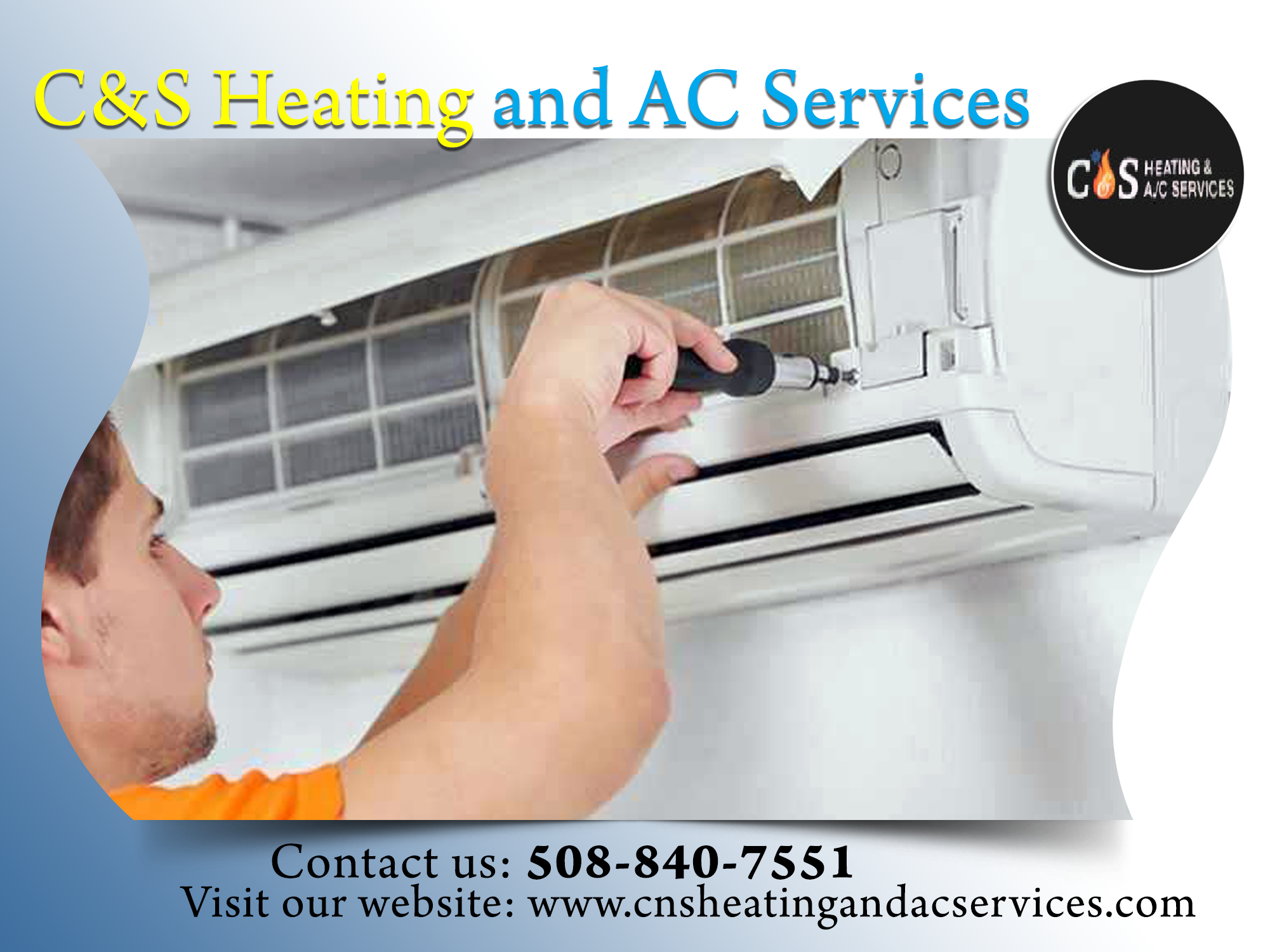 C S Heating And Ac Services Has Been Providing Quality Hvac Installation Repair And Service To The Homeown Hvac Services Hvac Contractor Ac Service