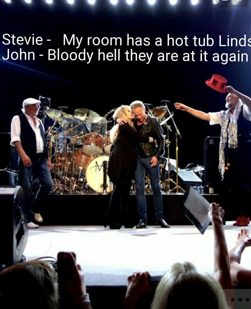 Pin on Stevie Nicks & Lindsey Buckingham